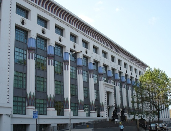 London 39 S Coolest Art Deco Buildings Top 5 Snipe